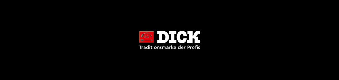 DICK - Traditionsmarke der Profis