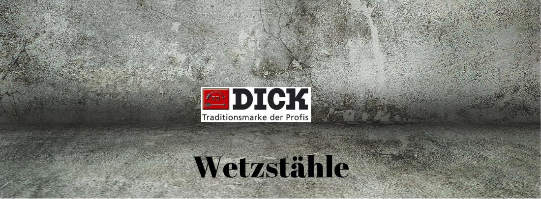DICK - Wetzstähle