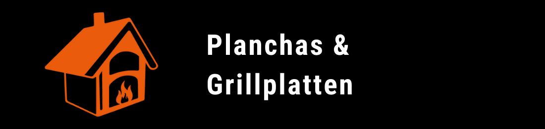 Planchas & Grillplatten - Plancha grillen