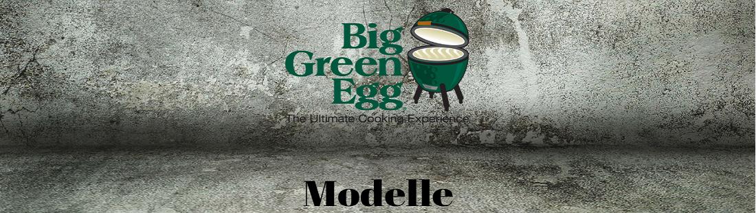 Big Green EGG Modelle