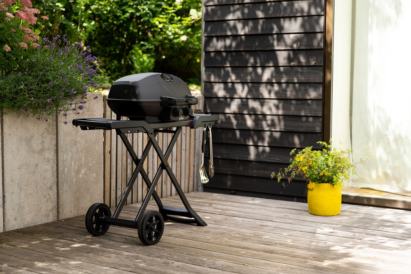 Transportable Grills