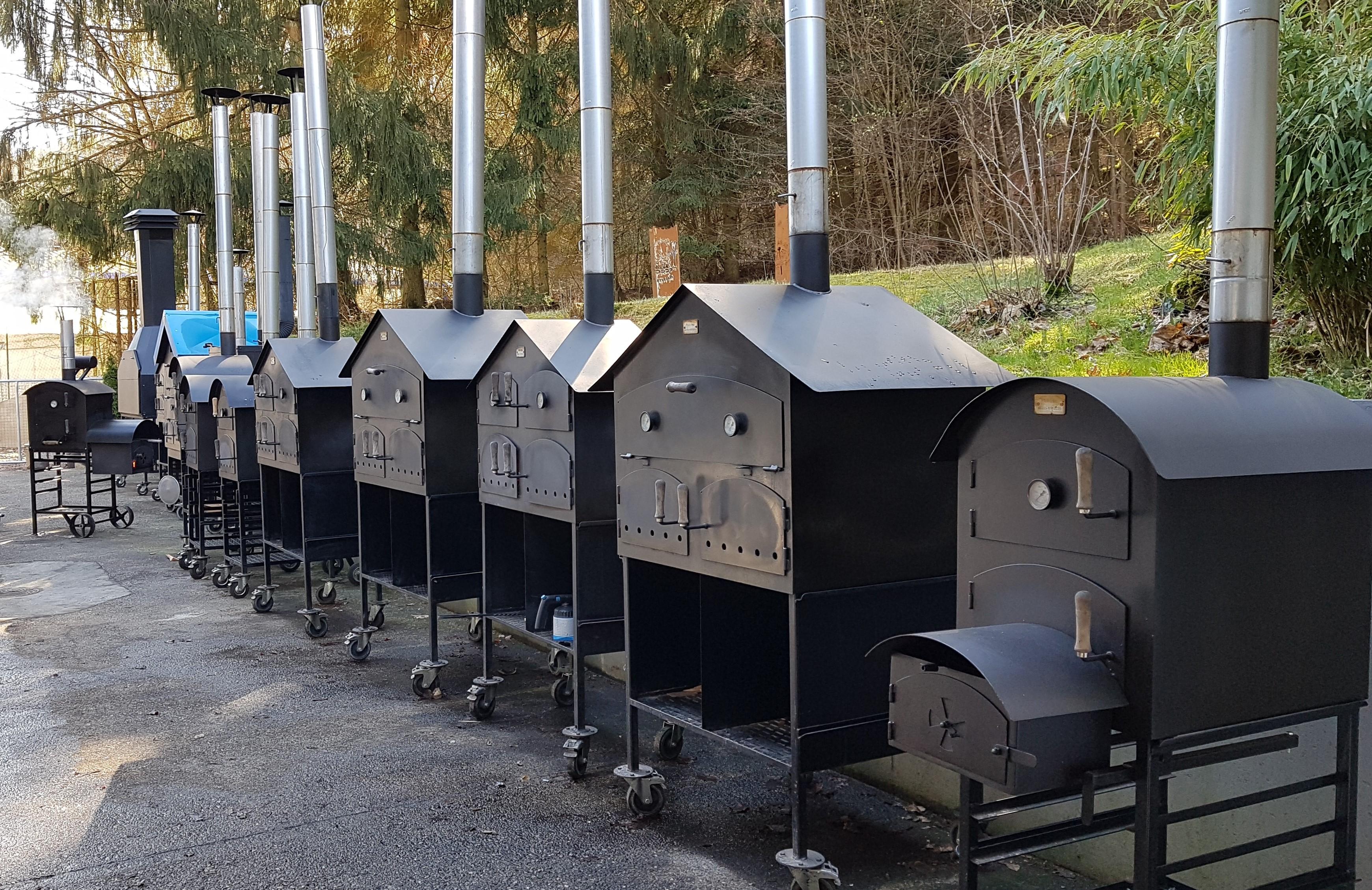Unsere Holzbacköfen