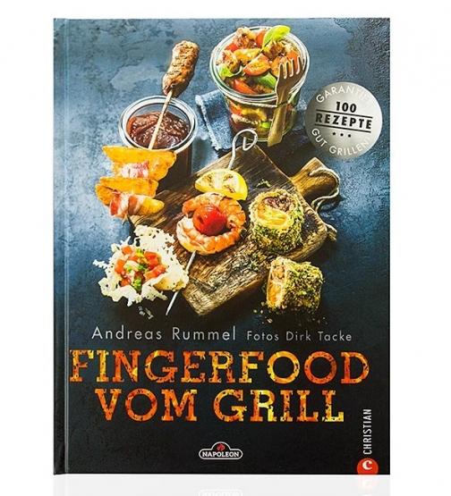Grillbuch Fingerfood vom Grill    -  FVG-BOOK-DE