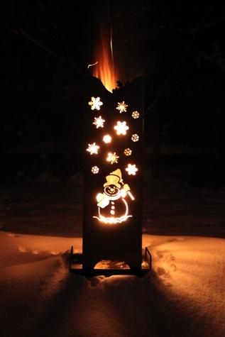 Feuersäule Vier Jahreszeiten S 1400