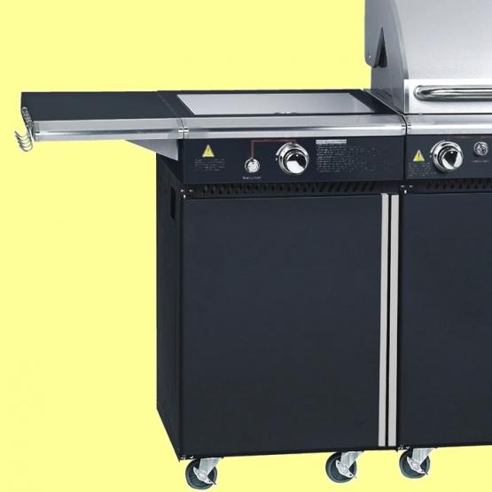 Ultra Chef Seitenbrenner-Anbau