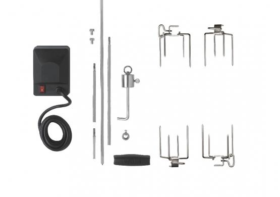 Grillspieß-Set Heavy Duty für Grill-Modelle Rogue      69812