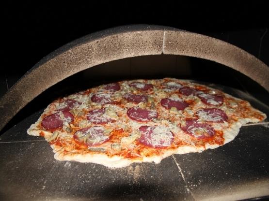 Pizzagewölbe für le Rond und le Petit  V 200.75