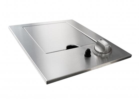 Einbau-Seitenkocher  N370-0504-DE