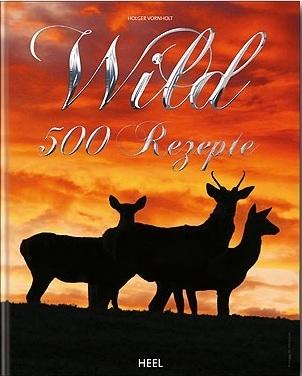 Wild 500 Rezepte (B 1100)