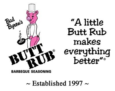 BBQ Gewürz BUTT RUB 128g   G 100.001