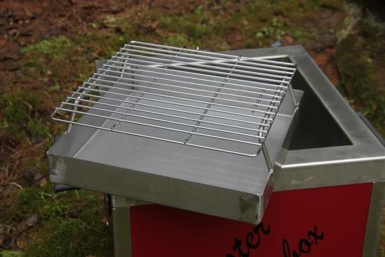 Innenrost (Jukebox Größe 1)        V 4000.110