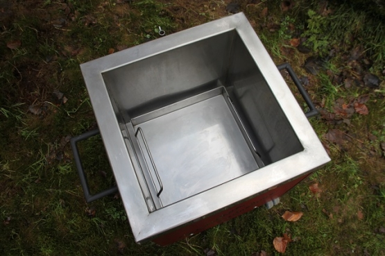 Fettpfanne - passend für die Jukebox V 4000.140