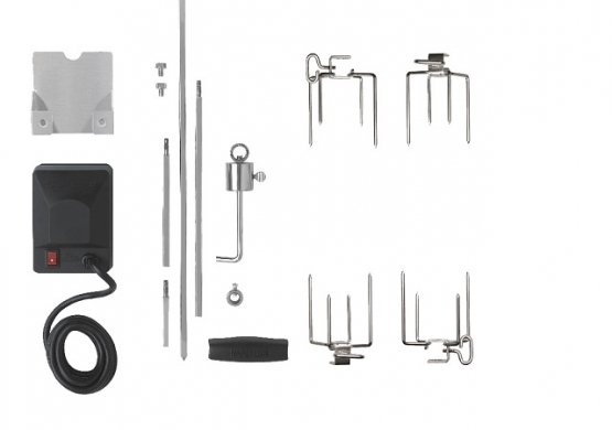 Grillspieß-Set für Grill-Modelle Triumph 325/410/495 - 69412