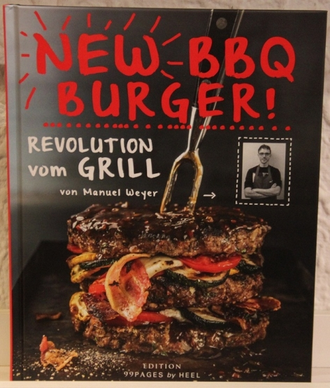 New-BBQ Burger- Revolution vom Grill -- B 410