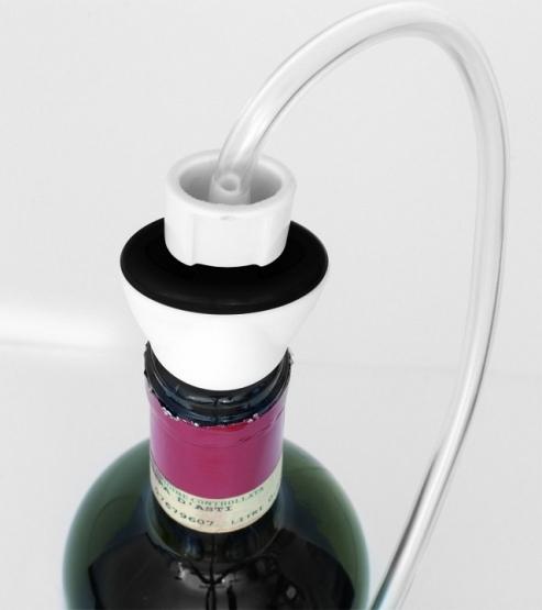 CASO Vakuum Weinverschluss / Weinstopfen (2er Set) 1322