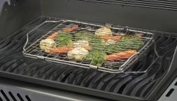 Napoleon Fisch- und Gemüsehalter klappbar  -  57012