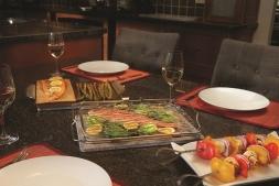 Napoleon Starter Kit für Fisch + Gemüse-Liebhaber 8-teilig   90003