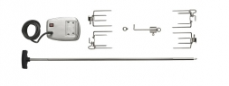 Grillspieß Set Comm. Quality für LE, LEX, Prestige 500, Prestige PRO 500