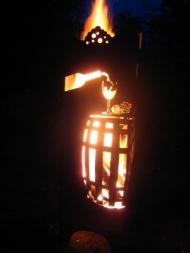 Feuersäule Weinrebe S 1300