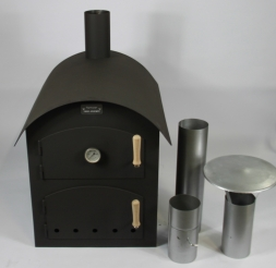 NEW: Ramster Arched dome wood fired baking oven le rond type 2