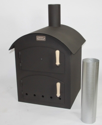 Ramster wood fired baking oven »le Rond«  V 200.3