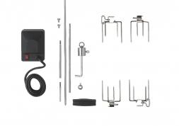 Grillspieß-Set Heavy Duty für Grill-Modelle