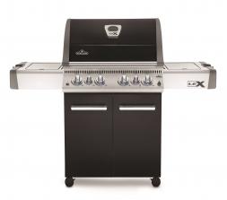Neu***Napoleon Gasgrill LEX 485 schwarz - Modell 2018- LEX485RSIBPK-1-DE