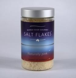 Australien Murray River Salt - rosa Salz Flocken - Flakes