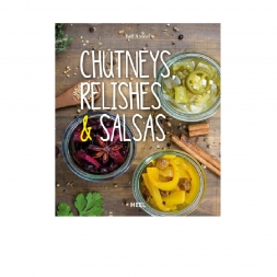 Chutneys, Relishes & Salsas  -  B 420