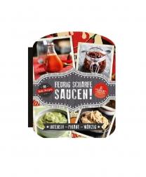 Feurig scharfe Saucen - intensiv pikant würzig  B 440