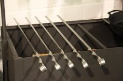 Schaschlikspieß / Grillspieß -78 cm lang-   V 900.20-1