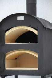 Aktionspreis: Gewölbe-Holzbackofen »le Rond« / »le Petit«
