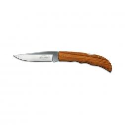 F. DICK - Taschenmesser mit Oliven-Holzgriff 9 cm (8200409)