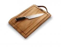President Edition Schneidebrett  inkl. PRO Chef Messer  -  70039