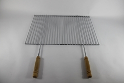 Grillrost 58,5 x 40 cm mit 2 Griffen