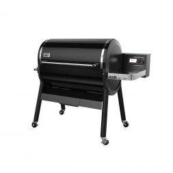 Weber SmokeFire EX6 GBS Holzpelletgrill 2.Generation schwarz