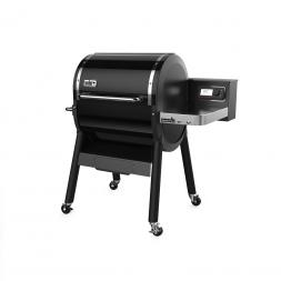 Weber SmokeFire EX4 GBS Holzpelletgrill 2.Generation schwarz