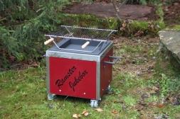 Grillrost (Jukebox Größe 1)            V 4000.120