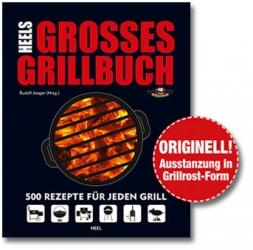 Heels Großes Grillbuch    B 600
