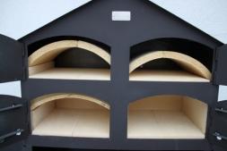 Aktionspreis: Gewölbe-Holzbackofen