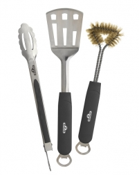 Barbecue cutlery 3-piece set for TravelQ ™ Series   70024
