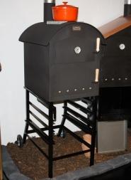 Einführungspreis: Der NEUE Gewölbe- Holzbackofen le Rond Typ 2