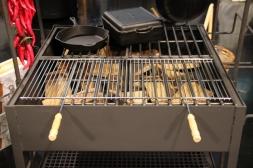 Grillrost 90x40cm für Toms Westernküchen