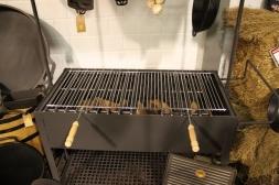Grillrost 90 x 40cm für Toms Westernküchen